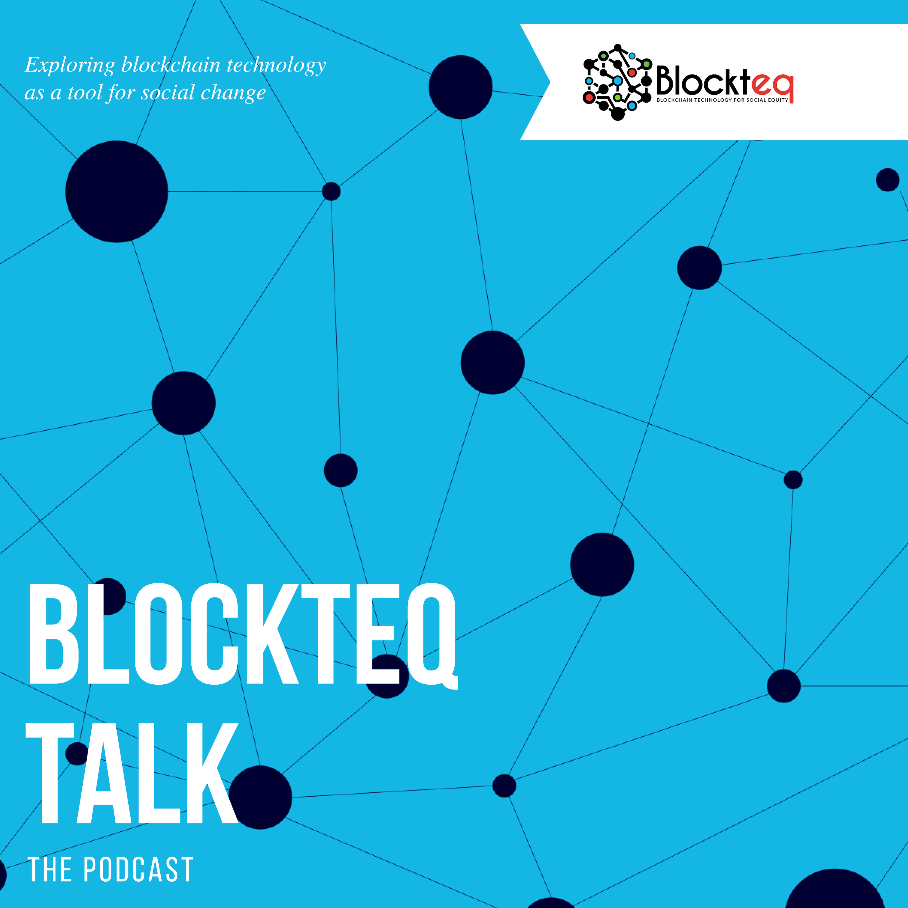 Blockteq Talk Bitcoin Podcast Cover Art
